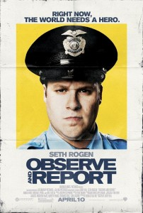 Observe and Report [2009] Movie Review Recommendation Poster