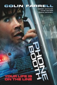 Phone Booth [2002] Movie Review Recommendation Poster