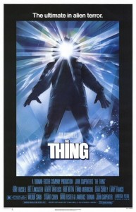 The Thing [1982] Movie Review Recommendation Poster