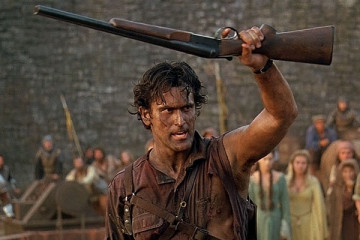 Army of Darkness [1992] Movie Review Recommendation