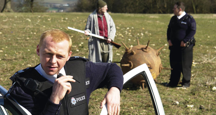 Hot Fuzz [2007] Movie Review Recommendation