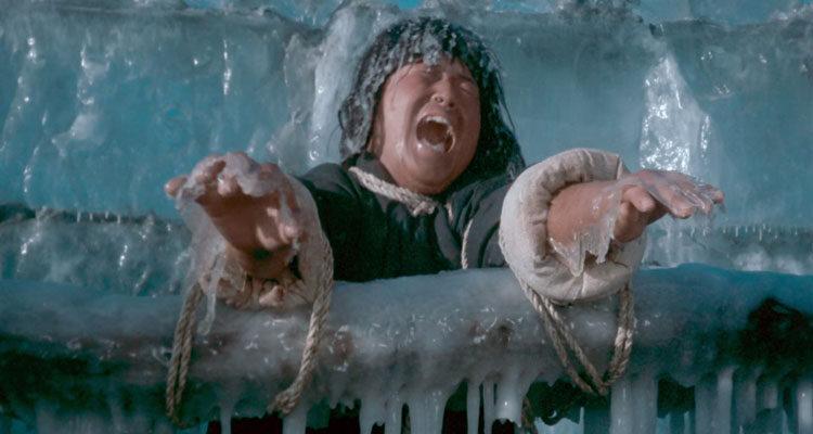 Men Behind the Sun 1988 Movie Frozen hands experiment