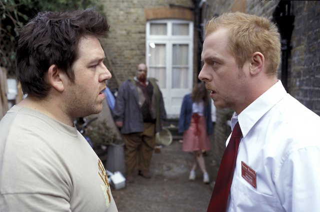 Shaun of the Dead [2004] Movie Review Recommendation