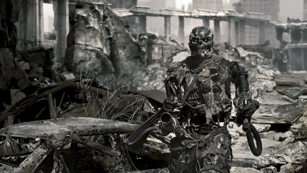 Terminator Salvation [2009] Movie Review Recommendation