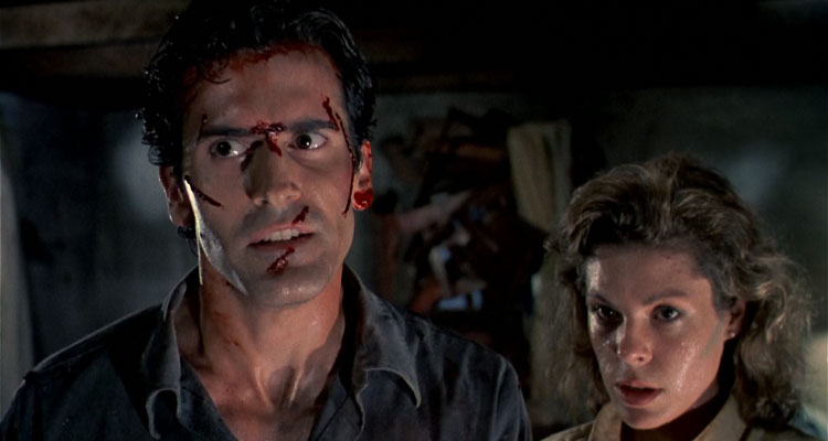 Evil Dead II [1987] Movie Review Recommendation