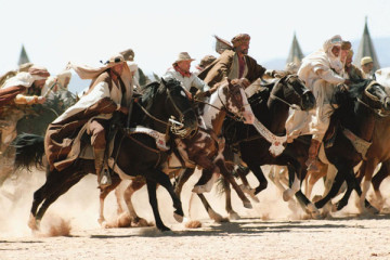 Hidalgo [2004] Movie Review Recommendation