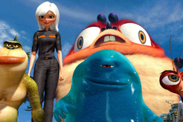Monsters vs Aliens [2009] Movie Review Recommendation