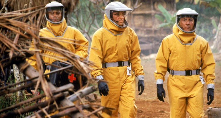 Outbreak [1995] Movie Review Recommendation