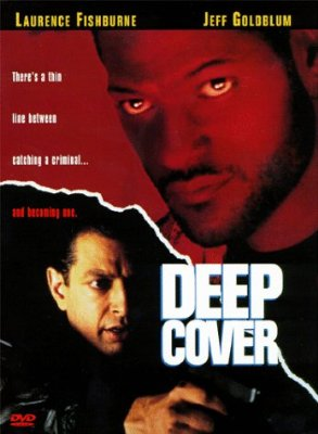 Deep Cover 1992 Movie Poster