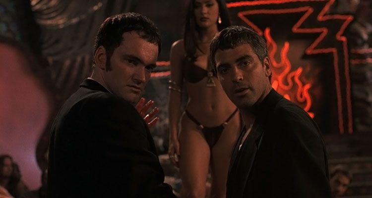 From Dusk Till Dawn [1996] Movie Review Recommendation
