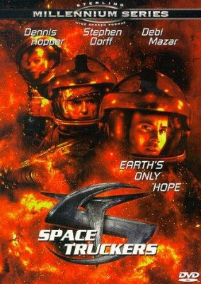 Space Truckers 1996 Movie Poster