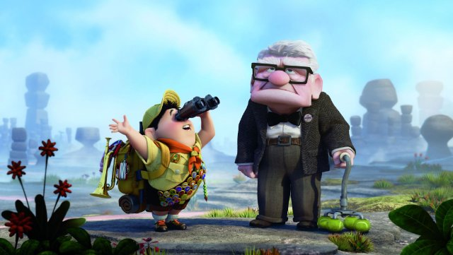 Up [2009] Movie Review Recommendation