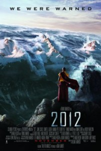 2012 [2009] Movie Review Recommendation Poster