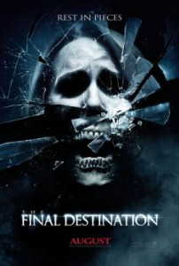 The Final Destination [2009] Movie Review Recommendation Poster