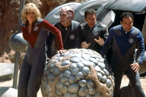Galaxy Quest [1999] Movie Review Recommendation