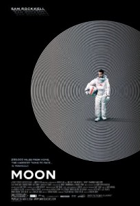 Moon [2009] Movie Review Recommendation Poster