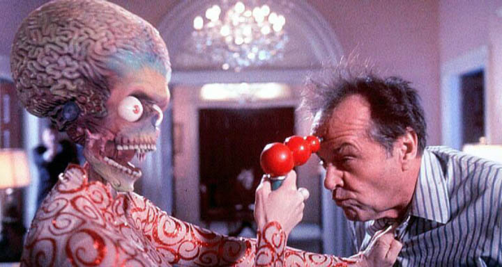 Mars Attacks! [1996] Movie Review Recommendation