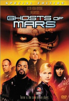 Ghosts of Mars [2001] Movie Review Recommendation Poster