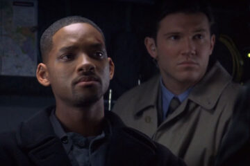 Enemy of the State 1998 Scene Will Smith as Robert Clayton Dean