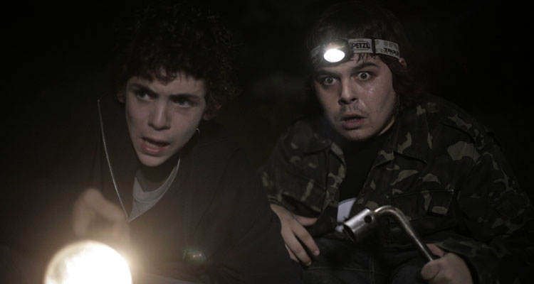 Eskalofrío AKA Shiver [2009] Movie Review Recommendation