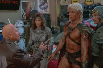 Masters of the Universe [1987] Movie Review Recommendation