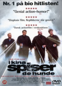 I Kina spiser de hunde AKA In China They Eat Dogs [1999] Movie Review Recommendation Poster