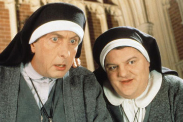Nuns on the Run [1990] Movie Review Recommendation