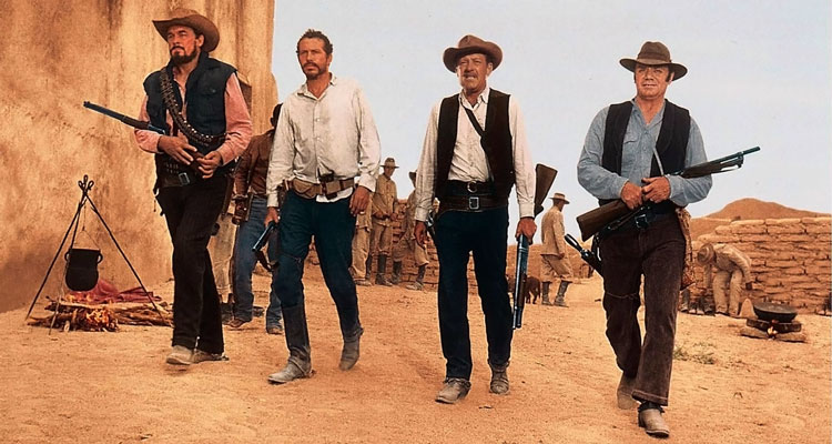 The Wild Bunch [1969] Movie Review Recommendation