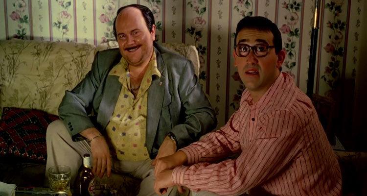 Torrente el Brazo Tonto de la Ley 1998 Movie Santiago Segura as Torrente and Javier Cámara as Rafi