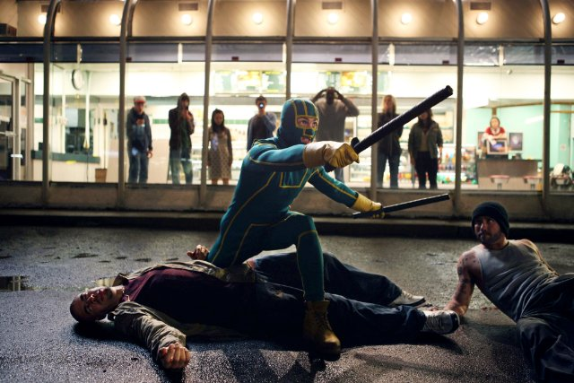 Kick-Ass [2010] Movie Review Recommendation