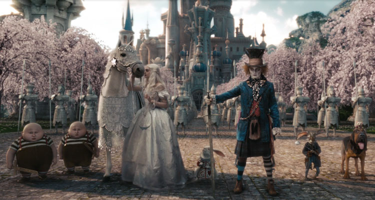 Alice in Wonderland [2010] Movie Review Recommendation
