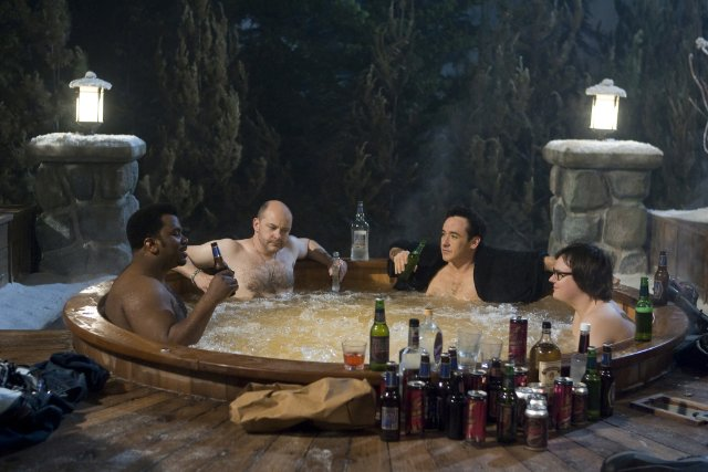 Hot Tub Time Machine [2010] Movie Review Recommendation