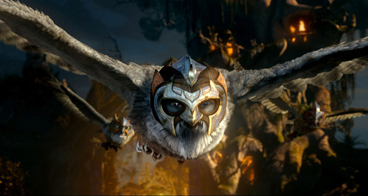 Legend of the Guardians: The Owls of Ga'Hoole [2010] Movie Review Recommendation