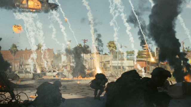 Battle: Los Angeles [2011] Movie Review Recommendation