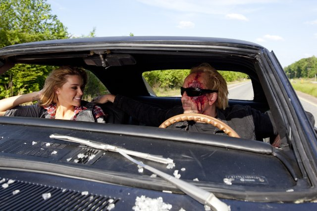 Drive Angry 3D [2011] Movie Review Recommendation