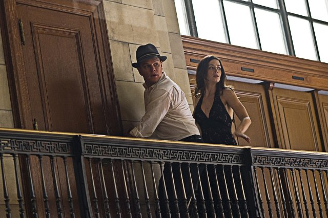 The Adjustment Bureau [2011] Movie Review Recommendation
