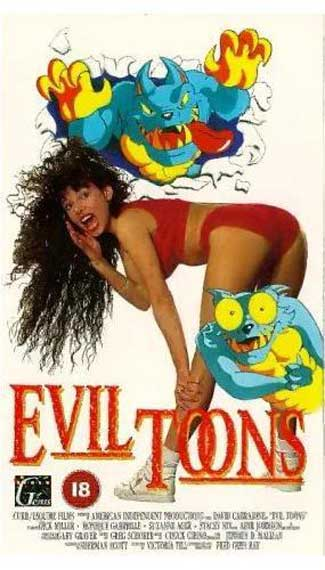 Evil Toons Poster Chloe Sevigny can always pull off nude   we've seen her in it plenty enough ...