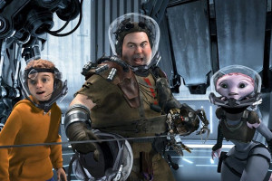 Mars Needs Moms [2011] Movie Review Recommendation