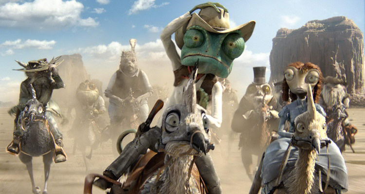 Rango [2011] Movie Review Recommendation