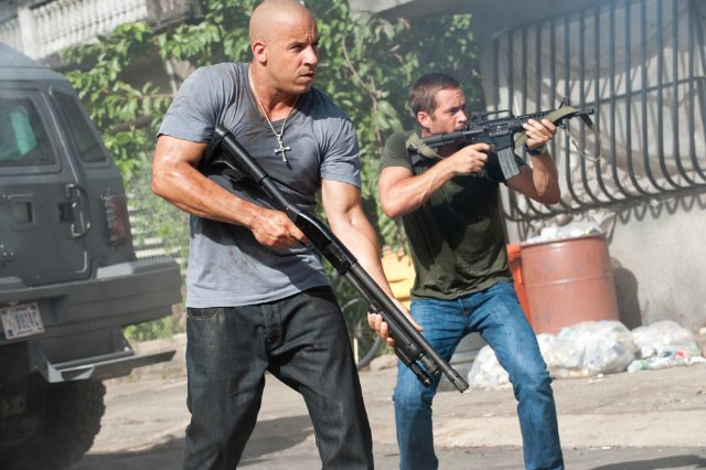 Fast Five [2011] Movie Review Recommendation