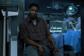 John Q 2002 Movie Scene Denzel Washington as John Quincy Archibald in the operating room