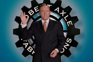 Father of Invention 2010 Movie Kevin Spacey as Robert Axle
