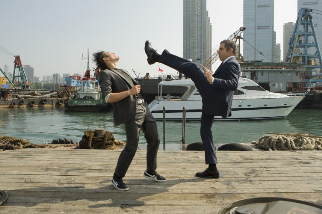 Johnny English Reborn [2011] Movie Review Recommendation