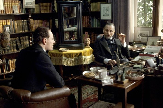 A Dangerous Method [2011] Movie Review Recommendation