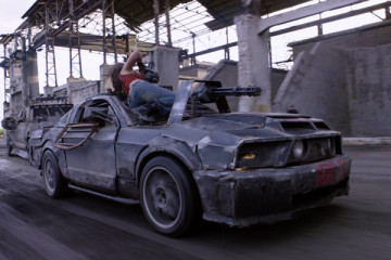 Death Race 2 [2010] Movie Review Recommendation
