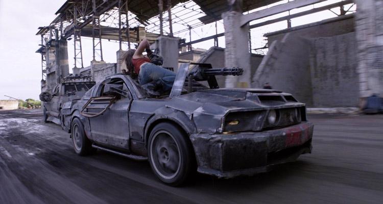 Death Race 2 [2010] Movie Review Recommendation