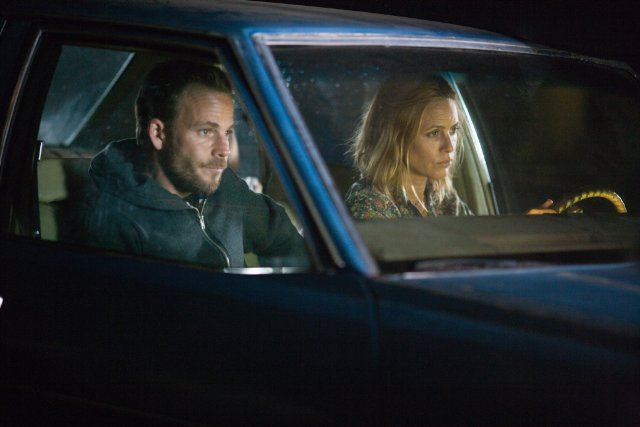 Carjacked 2011 Movie Stephen Dorff and Maria Bello in car
