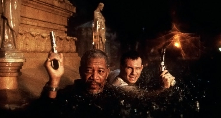 Hard Rain [1998] Movie Review Recommendation