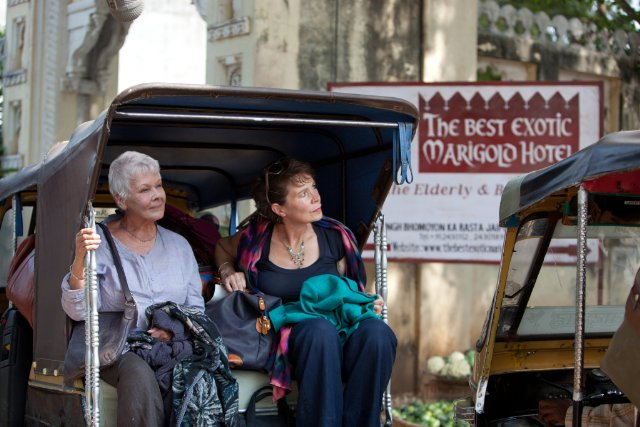 The Best Exotic Marigold Hotel [2011] Movie Review Recommendation