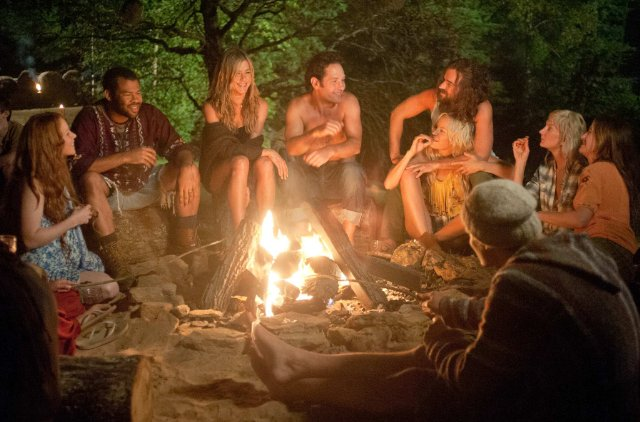 Wanderlust [2012] Movie Review Recommendation